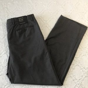 Banana Republic Flat Front Pants Classic Fit 35X32